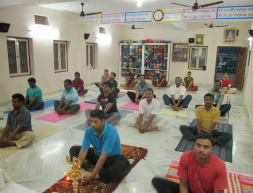 Two Day National Yoga Workshop
