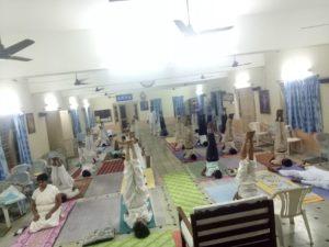 PG Diploma Yoga Advanced Camp