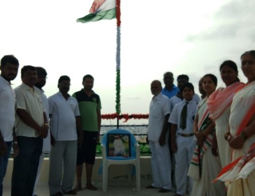 Independence day, Kondapur