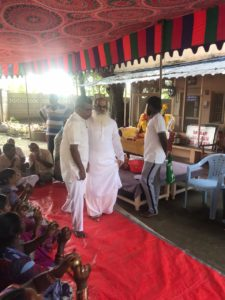 Gurujis Aradhana day at Vijinigiri 2019- Photos