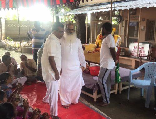 Gurujis Aradhana day at Vijinigiri 2019- Photos