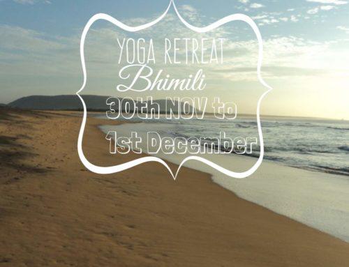 Yoga Retreat 2019